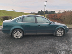 Volkswagen, PASSAT, Saloon, 2002, Manual, 1896 (cc), 4 doors