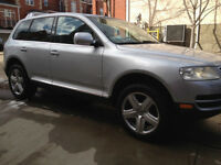 Only one in AB for sale VW touareg v10 tdi