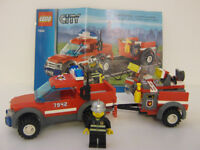 Lego - City - 7942 - Off Road Fire Rescue