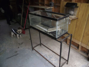 Garage Clear out Fish Tank and Accessories Sale