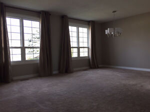 3+1 bedroom home available immediately in south east Burlington
