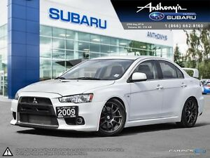 2009 Mitsubishi Lancer Evolution MR