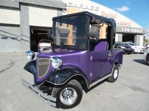 Yamaha Golf Cart YESTERYEAR GOLF  CART 2014