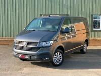 BRAND NEW 2021 VW Transporter T6.1 Indium Grey Redline Campervan, Camper Van