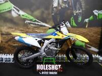 Suzuki RMZ 450 Motocross Bike 2018