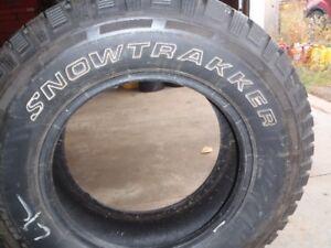 P235/70 R16 winter tire