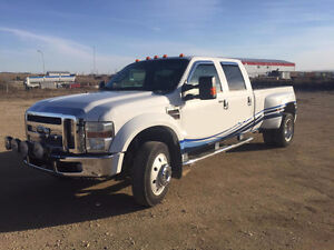 2008 Ford F-450 Dually