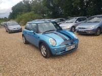 2004 Mini 1.6 One 3 Months MOT Service History