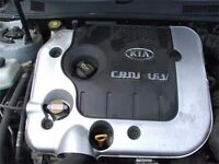 2008 KIA CARENS 2.0 CRDi ENGINE 68,000 MILEAGE COVERED ONLY 3 MONTHS WARRANTY