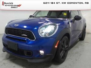 2014 MINI Cooper Paceman   AWD John Cooper Works Lthr Sts Sunroo