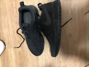 Nike sneakers- all fit a women's size 6