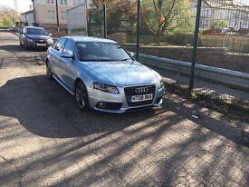 Audi A4 Sline tdi special edition