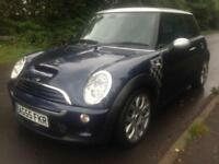MINI 1.6 COOPER S CHECKMATE AUTOMATIC *FULL HISTORY* 2 OWNERS*