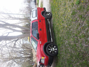 2007 Ford F-150 FX-4 Pickup Truck 4 by 4