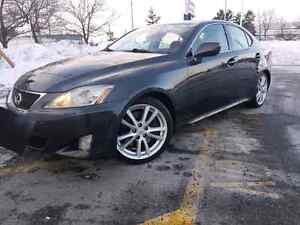 2006 LEXUS IS 350 ETESTED $9,999 OR BEST OFFER