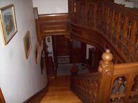 Unfurnished Room - Victorian Home