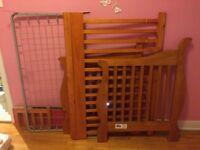 Basinette 4en1 et bureau de bébé