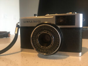 Olympus Trip 35 - This is the One!