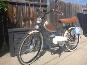 1956 Moped, Peugeot BG4 Cyrus, super rare