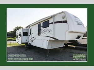 2008 Keystone RV Montana 3585SSA Used 5th Wheel Trailer