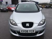 Seat Altea XL 2.0TDI ( 138bhp ) 2008MY Stylance vehicle comes with 12 month mot