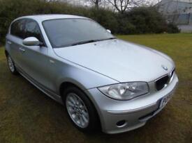 2005 55 BMW 116I 1.6 ES 5 DOOR
