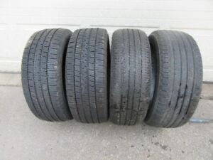 4 205/55R16 Tires