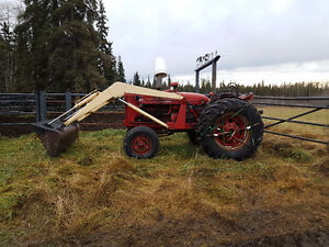 For parts International Harvester W6