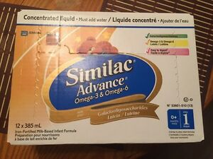 Similac Concentrated Formula 12x385 mL