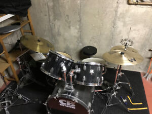 CB 5 Piece Drum Kit