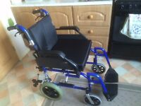 Drive Medical Ltd. Wheelchair
