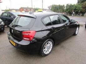 2012 BMW 1 Series 1.6 116d EfficientDynamics Sports Hatch 5dr