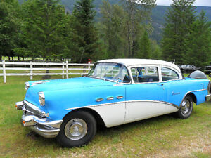 project cars two-1958 caddy-1956 buick-1953 Chrysler Windsor