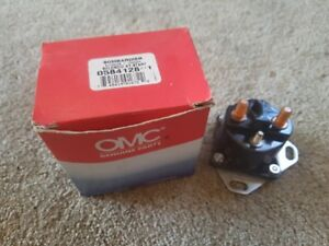 Outboard Ignition Parts NOS-PPs, Solenoids, etc....
