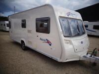 Bailey Pageant Burgandy Ser 6 2008 4 Berth Fixed Bed Single Axle Touring Caravan For Sale Bristol