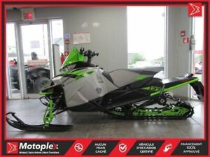 2018 Arctic Cat ZR 8000 SNOPRO  137 1450KM ! DEMO