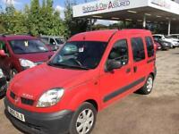 Renault Kangoo 1.5dCi 80 Authentique***WHEEL CHAIR ACCESS + LOW MILES***