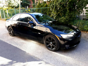 BMW 328XI Coupe 2007, 4x4, Perfect condition