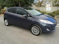 FORD FIESTA 1.4 TITANIUM 2011/60 PLATE PETROL - 1 OWNER -FULL SERVICE HISTORY