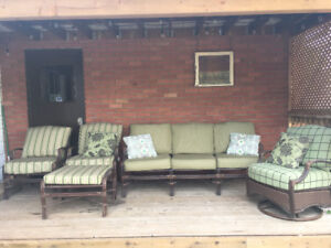 Patio Furniture - 5 Piece Set