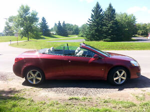 2009 Pontiac Convertible G6 GT Coupe (2 door)