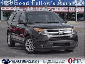 2013 Ford Explorer 4WD, 6 PASSENGERS, 6CYL, 3.5L, LEATHER, NAV