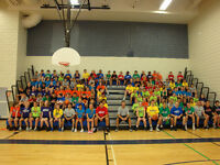 Varsity Basketball Clinic (Boys and Girls ages 7-14)