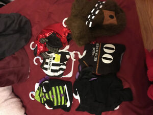 Small and x-small dog clothes & Halloween costumes !