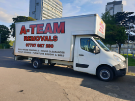 Removals/deliveries 2 men on all jobs 2 x vans available