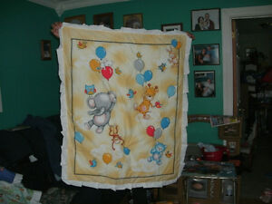 Home made babys quilts St. John's Newfoundland image 4