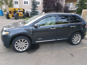 2014 Lincoln MKX limited edition