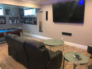 Basement Suite in Luxury Home in DT area, $975 FOR EVERYTHING.
