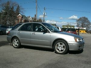 2005 Subaru Impreza RS Wagon:Only 140Kms,Auto,Drives Great!