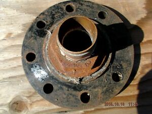 Industrial pipe flange for sale Kingston Kingston Area image 1